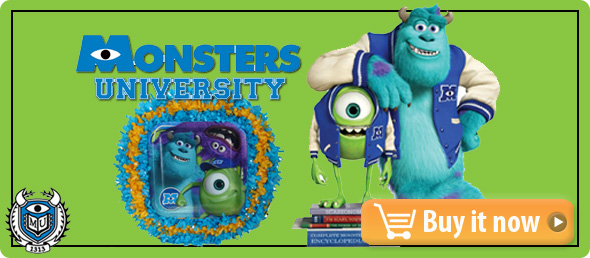 Monsters University Pinata